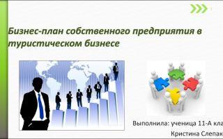 Бизнес-планы и руководства в турбизнесе и спортивном бизнесе