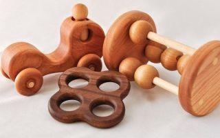 Свой бизнес: производство и реализация деревянных игрушек