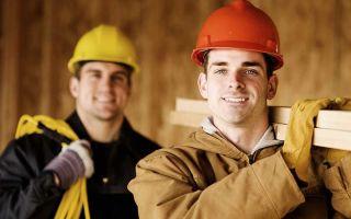 Свой бизнес: сколько зарабатывает строительная фирма?