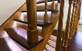 Свой бизнес: производство деревянных лестниц