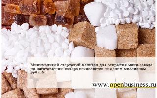 Свой бизнес: производство фигурного сахара