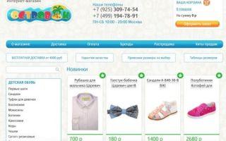 Свой бизнес: интернет-магазин детских товаров окупится через год