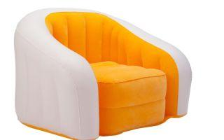 Как заработать на воздухе: открываем магазин надувной мебели