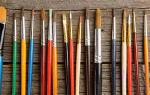 Свой бизнес: производство кистей для художников