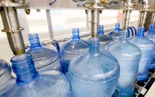 Готовый бизнес-план предприятия по добыче и бутилированию артезианской воды