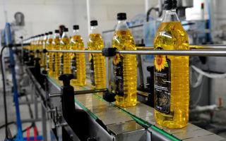 Открытие бизнеса по производству подсолнечного масла