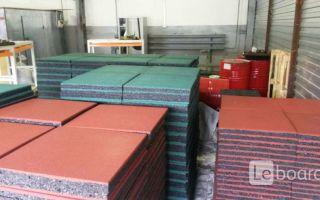 Производство резиновых покрытий