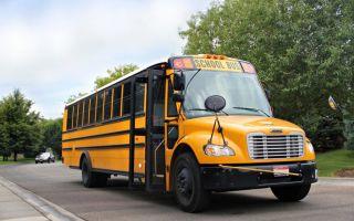 Свой бизнес: школьный автобус