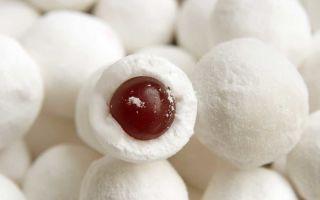 Производство клюквы в сахаре