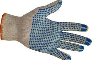 Производство и продажа перчаток с пвх покрытием