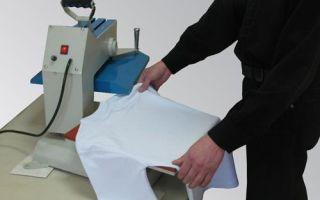 Как открыть пункт печати изображений на кружках и футболках