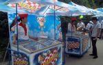 Как заработать на уличной торговле мороженым