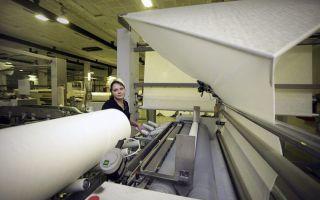 Свой бизнес: производство нетканого материала спанбонда
