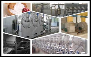 Бизнес по производству картофельного крахмала