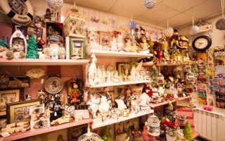 Свой бизнес: магазин сувениров ручной работы