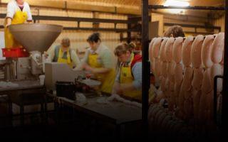 Свой бизнес: как открыть колбасный цех