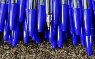 Как открыть бизнес по производству шариковых ручек
