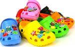 Свой бизнес: производство садово-летней обуви из эва