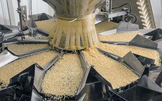 Свой бизнес: производство макаронных изделий