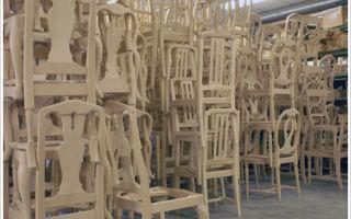 Как открыть производство стульев