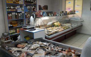 Свой бизнес: рыбный магазин