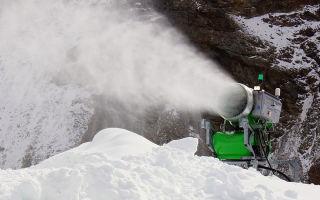 Свой бизнес: рентабельность производства искусственного снега 25%