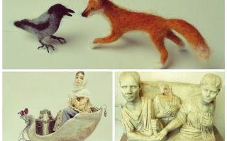 Свой бизнес: изготовление и продажа авторской миниатюры