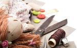 Творческий бизнес: изготовление игрушек ручной работы