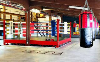 Бизнес-план боксерского клуба