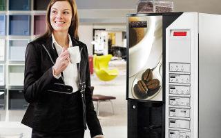 Бизнес-план вендинговой торговли кофе