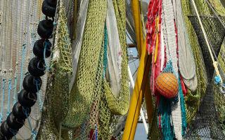Как открыть бизнес по производству рыболовных сетей