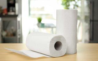 Производство листовых и рулонных бумажных полотенец