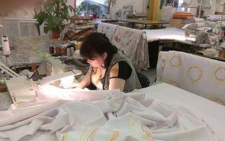 Свой бизнес: производство постельного белья
