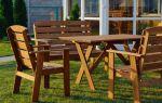 Свой бизнес: производство садовой мебели