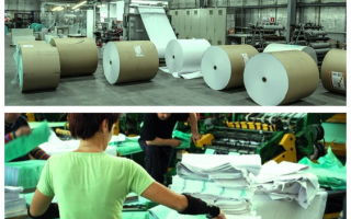 Свой бизнес: производство школьных тетрадей