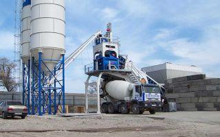 Бизнес-план мобильного бетонного завода