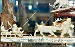 Творческий бизнес: изготовление декоративных изделий из кости