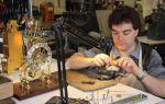 Как открыть мастерскую по ремонту часов