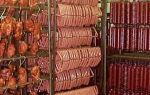 Готовый бизнес-план предприятия по производству сыровяленых мясных деликатесов