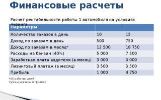 Финансовый расчет прибыльности павильона «живое пиво»