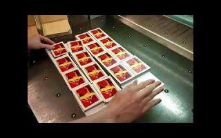 Как заработать на производстве игральных карт