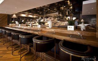 Свой бизнес: ресторан с открытой кухней