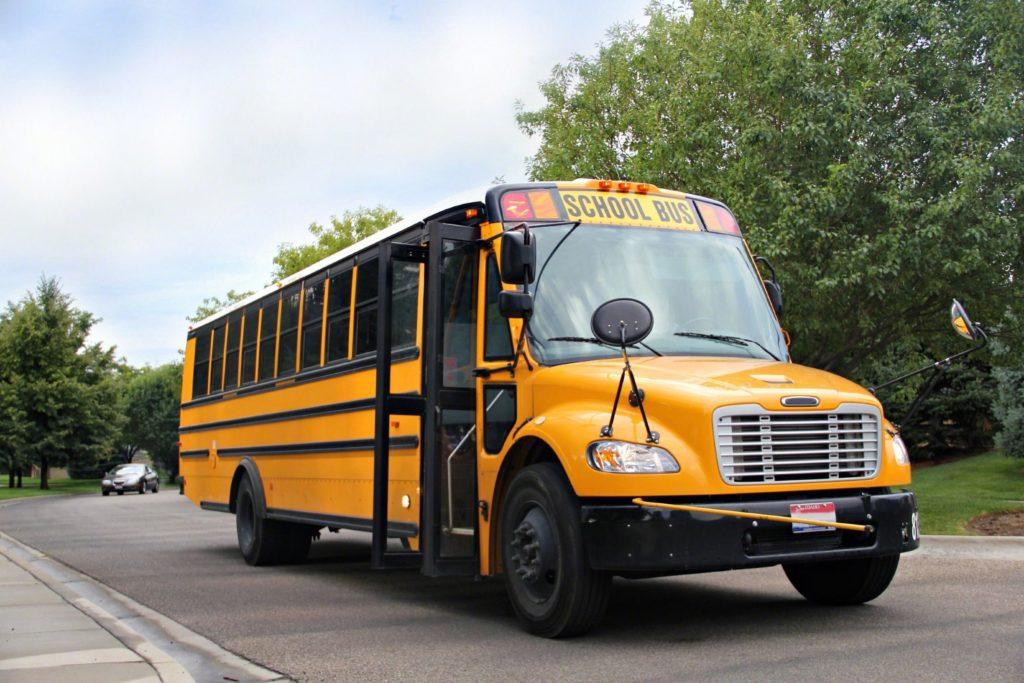 Автобус картинка фото