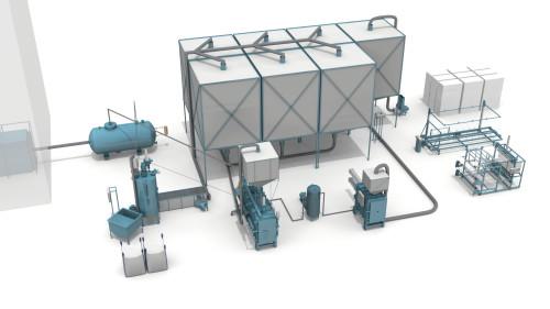 Бизнес план Производство пенопласта - как открыть бизнес на пенопласте