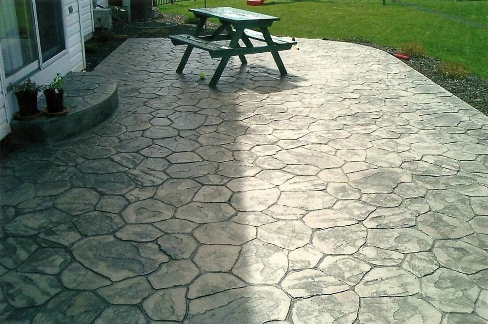 Изготовление декоративного бетона блоки дымоходные из керамзитобетона