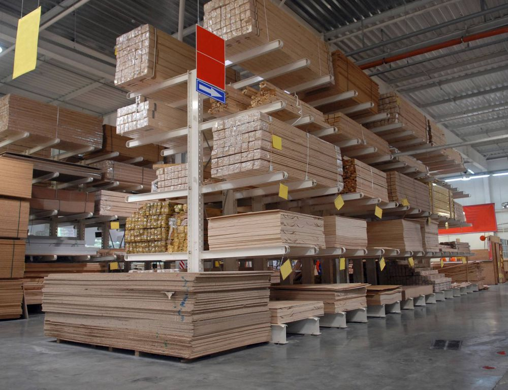 Торговля строительными материалами