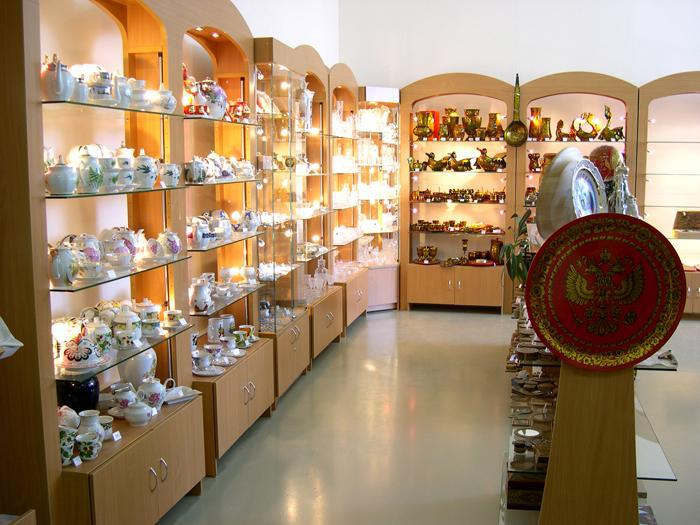 Бизнес план открытия магазина посуды с финансовыми расчетами