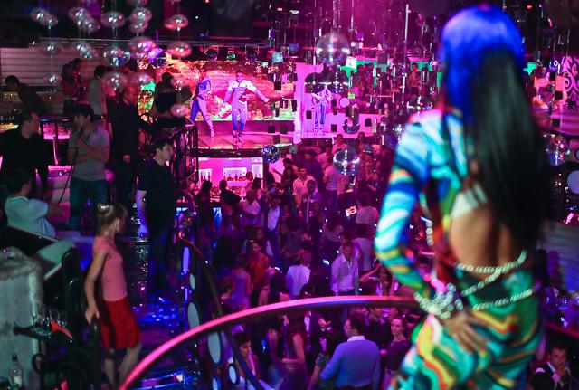 Спрос на ночные клубы петролеум ночной клуб
