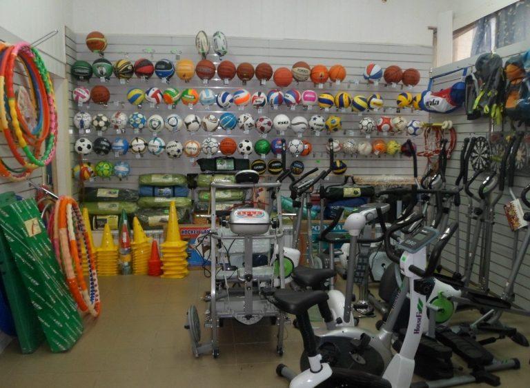 Спортивный магазин как бизнес - TecBoom