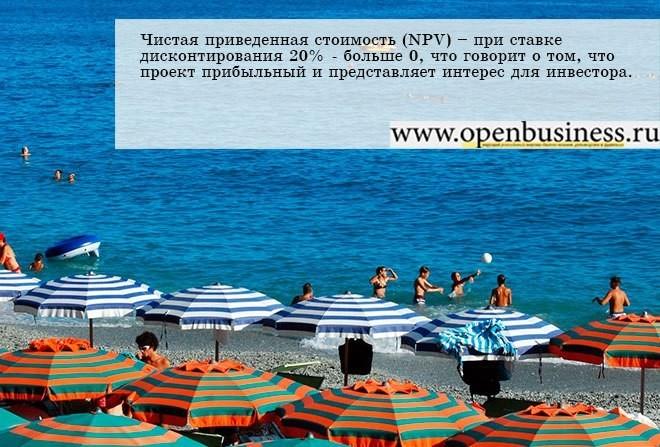 Пляжные бизнес идеи или как заработать летом